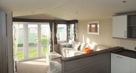 Swift Moselle Lodge 40 X 13 X 2bed New Caravan For